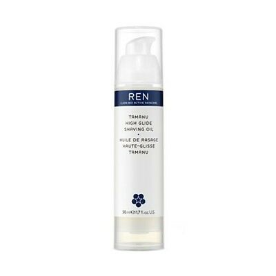 REN Tamanu High Glide Shaving Oil, 50ml [38,00 € pro 100 Milliliter (ml)]