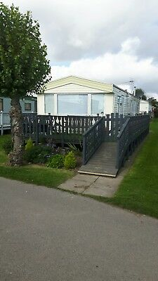 8 Birth Caravan to let/rent/hire, Golden Palm, Chapel St Leonard's, Skegness.