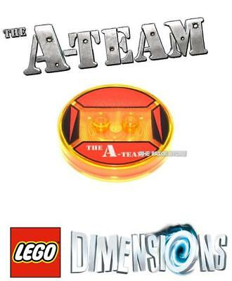 Lego - Dimensions B.a Baracus Fun Pack Toy Tag - 71251 - Bestprice + Gift - New