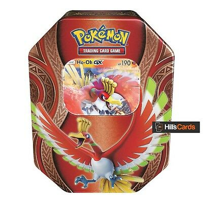 Pokemon TCG Ho-Oh GX Collectors Tin Fall / Autumn 2017: Booster Packs Promo Card