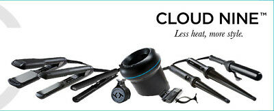 Cloud Nine Touch, Iron, Micro, Wand, Hairdryer, Gift Set, Wide, Original, The O