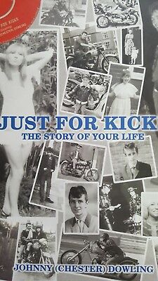 Just For Kicks Volume 2  *RARE* by Johnny 'Chester' Dowling