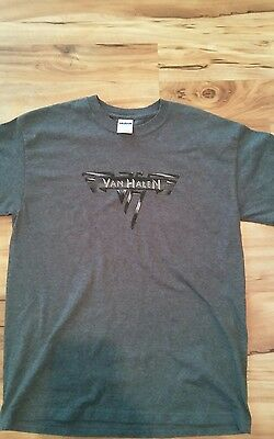 Van Halen logo t shirt adult size Medium