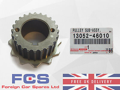 New Genuine Toyota Supra 2Jz-Gte Timing Belt Pulley Sprocket 13052-46010