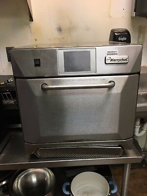 Merry Chef Eikon e4-1430 High-Speed Accelerated Cooking Countertop Oven