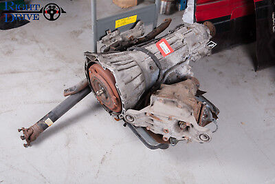 Automatic Transmission & Differential Set - E36 BMW 335i
