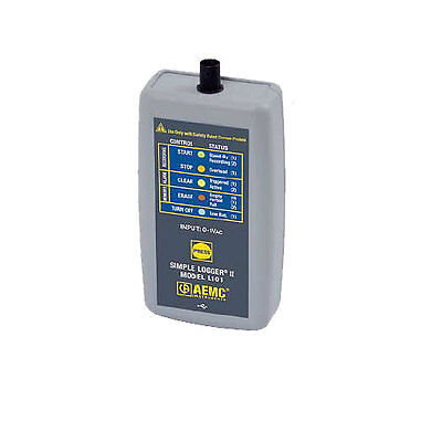 AEMC L101 Single Channel TRMS Current Data Logger