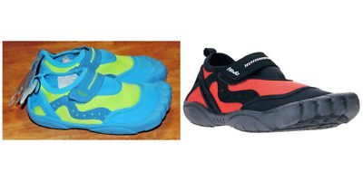Newtz Water Shoes Boys Size 7-8 Or 11-12  NEW!