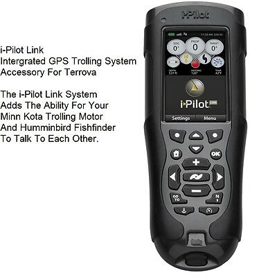 Minn Kota i-Pilot Link Intergrated GPS Trolling System Accessory For Terrova