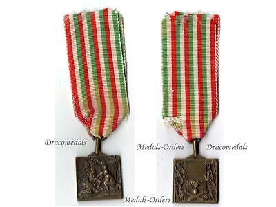 ITaly WW1 Artillery Military Patriotic Medal Italian Decoration WWI 1914 1914