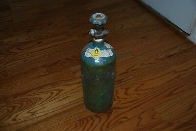 20 cu ft Steel Oxygen Cylinder Tank for Oxygen-Acetylene Welding
