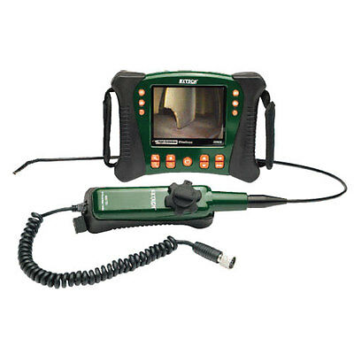 Extech HDV640W HD VideoScope Kit w/ Wireless Handset/ Articulating Probe