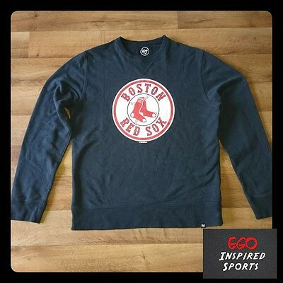 Mens MLB Boston Red Sox Jumper (Medium)