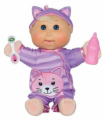 Cabbage Patch Kids Baby So Real Interactive Doll Oivia Layla 30 Expressions