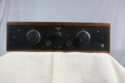 1924 De Forest/crosley 3-R-3 Trirdyn  - Good Tubes - Excellent Condition