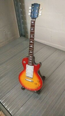Model Guitar with Stand