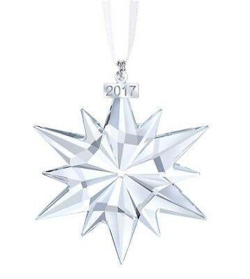New Authentic Swarovski ANNUAL EDITION ORNAMENT 2017 in OriginalBOX 5257589