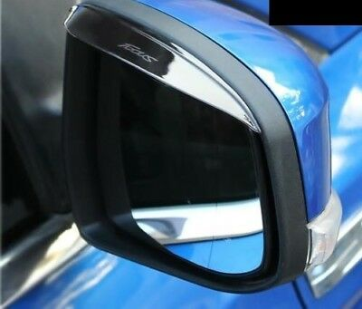 Ford Focus Mk3 08-16 Mirror Rain Tinted RS,ST Eyebrows