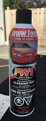 Fw1 Waterless Detail Cleaner With Carnauba Wax Car Wash