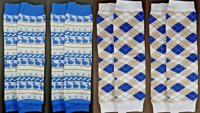 Lot 12 Pairs I Play Baby Organic Cotton Legwarmers One Size Fits Birth-24 Mo