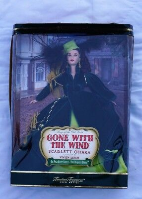 Scarlett O'Hara Gone With the Wind Peachtree Street Drapery Dress Collectors