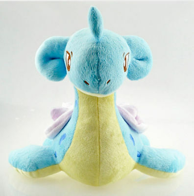 1pcs 15cm Pokemon Lapras Soft Plush Stuffed Animals Toy Doll Gift for Children