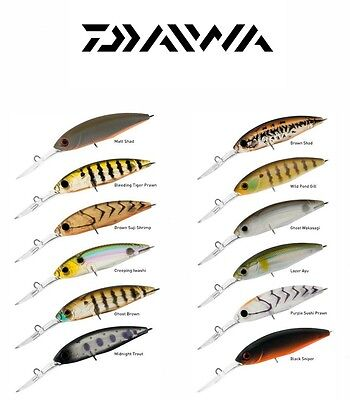 Daiwa Tournament SPIKE 53sp Bream, trout, Bass fishing Lures