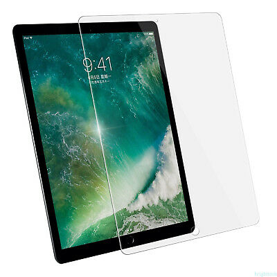Premium Tempered Glass Screen Protector Film For Apple iPad 5/6 2 3 4 & Air 1/2