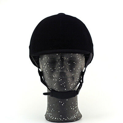 Hot Horse Riding Sport Protective Gear Black Equestrian Helmets Adjustable SFW