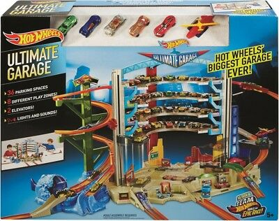 NEW Hot Wheels Mega Ultimate Garage from Mr Toys