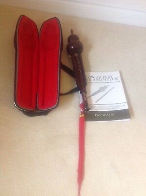 hulusi Traditional Chinese Wind instrument with case and beginners Guide