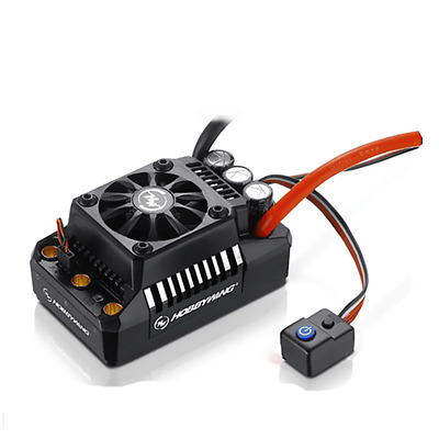 Hobbywing EZRUN MAX5-V3 200A Water-proof Brushless ESC 1/5 RC Car Truck 1:5
