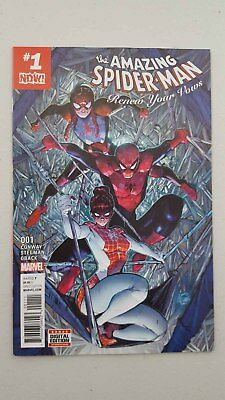 Amazing Spiderman: Renew Your Vows #1 - Vol. 2 Ongoing