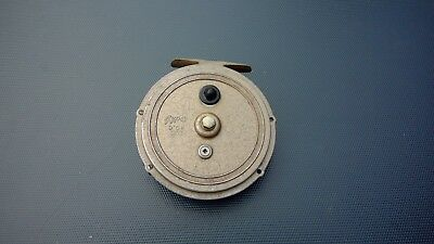 Gypsy D'or Grice & Young Center Pin Fishing Reel Vintage Fishing
