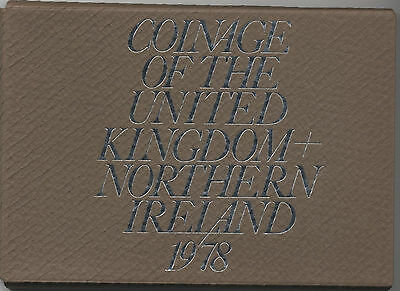 1978 Coinage Of The United Kingdom & Northern Ireland***Collectors***