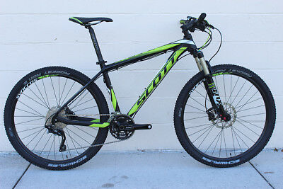2014 Scott Scale 750 XT/SLX Aluminum Mountain Bike Medium