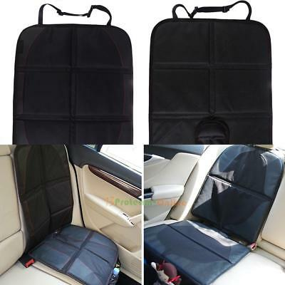 Waterproof Auto Car Seat Back Protector Cover for Kids Baby Kick Mat Protect UK/