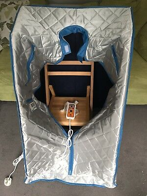 Portable FAR Infrared Ray Home Sauna - Boost metabolism weight loss