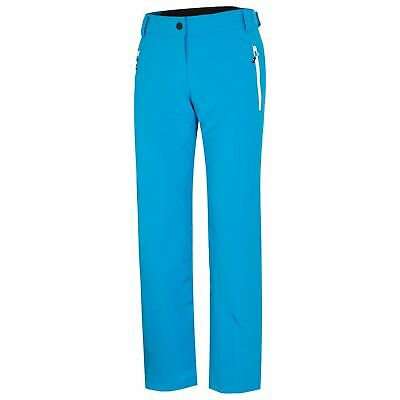 ZIENER Womens Ski Pants Tullie Lady AquaShield Blue 965 NEW