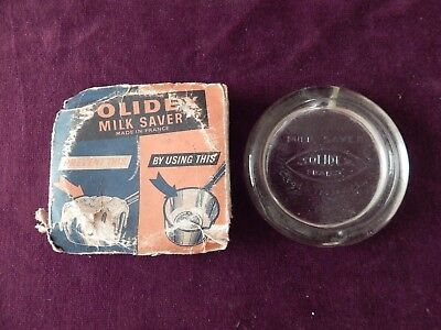 Vintage Solidex Milk Saver Prevents Boiling Over