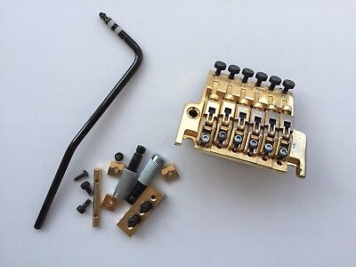 Genuine Ibanez Edge Japan Original Floyd Rose Tremolo Set