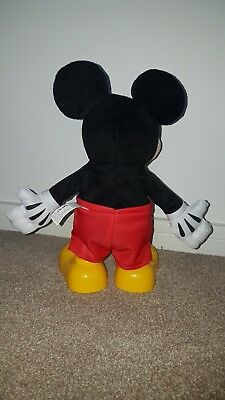childrens toy mickey mouse dancing singing jumping fun