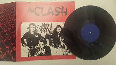 The Clash ‎– Red China Unofficial Release. Very Limited Pressing 1983