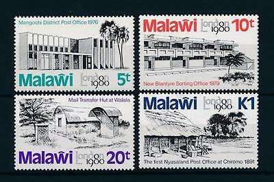 [50808] Malawi 1980 Post offices MNH