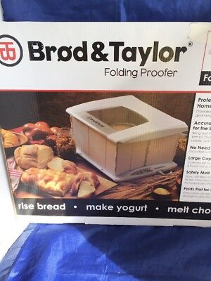 Brod & Taylor Folding Bread Proofer & Slow Cooker Model fp-105