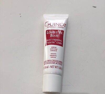 Guinot Longue Vie Buste - Bust Firming Youth Care 30ml Salon Size