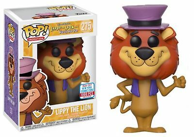 Nycc 2017 Lippy The Lion Limited Edition 1000 Funko Pop Vinyl Figure Pre-Order