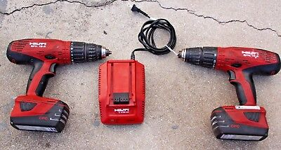 Hilti SFH 18-A - Combo Set With 2 Batteries & Charger!! FREE SHIPPING!!
