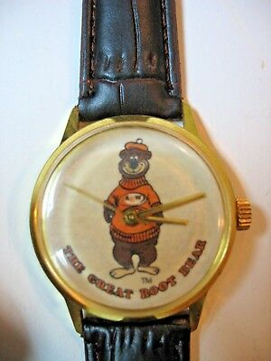 "A&w Root ""bear"" Watch"