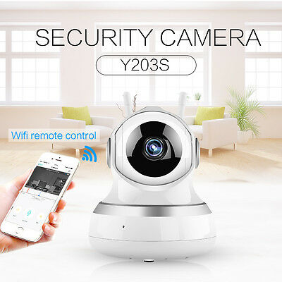 1080P Home Security HD IP Camera Wireless Smart WiFi  WI-FI Audio CCTV Camera